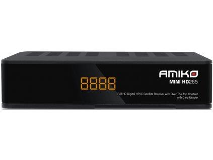 Satelitný prijímač Amiko Mini HD265