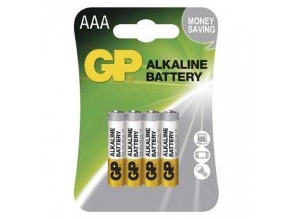 Alkalická batéria GP Alkaline LR03 (AAA)