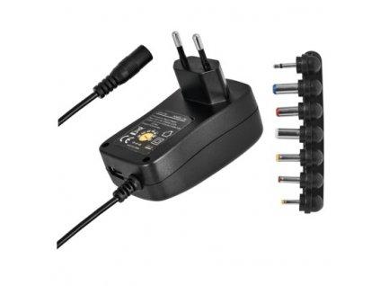 Univerzálny pulzný USB napájací zdroj 1500 mA s hrebienkom