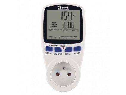 Wattmeter (meradlo spotreby energie) P5801