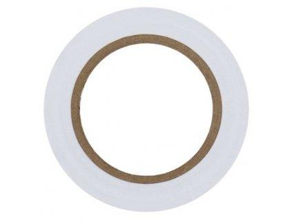 Izolačná páska PVC 15mm / 10m biela