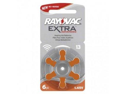 Batéria RAYOVAC V13AU/6 do načúvacích prístrojov