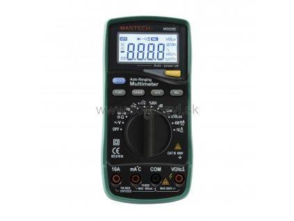 Digitálny multimeter MS8209