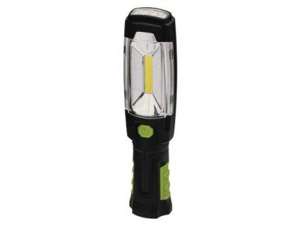 COB LED + LED nabíj. prac. svietidlo P4518, 380 lm,2500 mAh