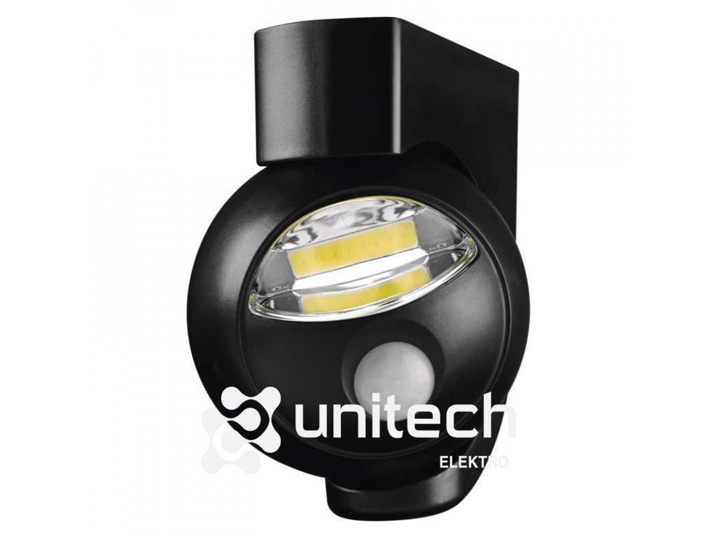 Svietidlo COB LED P3312 čierne