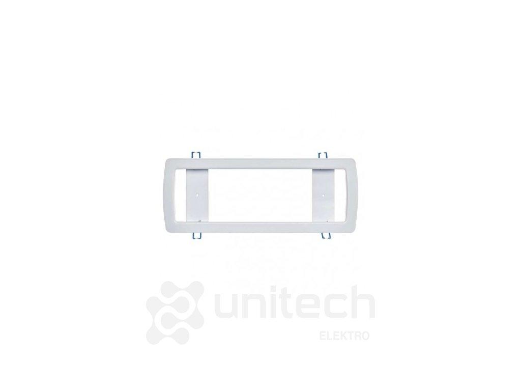 Rámik na vstavanú montáž núdzového svietidla, ZN1111