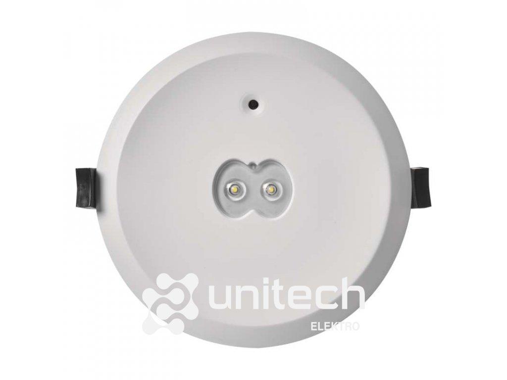 LED Núdzové svietidlo 3W 240LM 3H, ZN1310