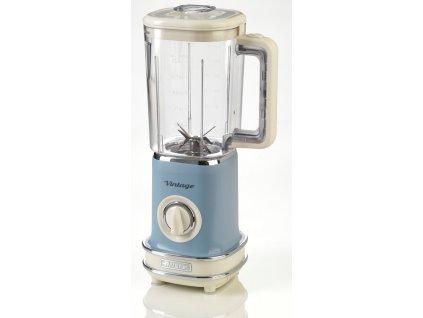 Ariete Vintage blender, modrý 568/15