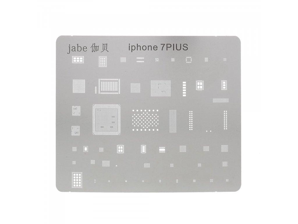 11ks set sady reballing BGA šablony pro Apple iPhone 4 - iPhone 7 plus