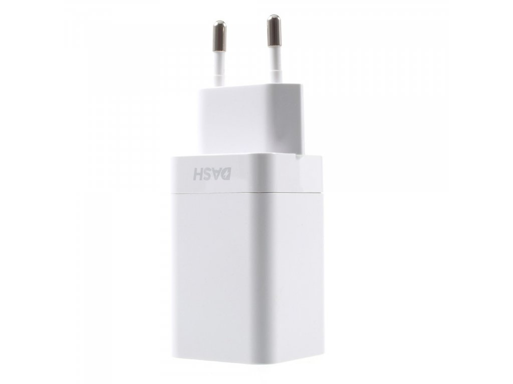 5V 4A Nabíječka adaptér OnePlus 5 bílá HK0504