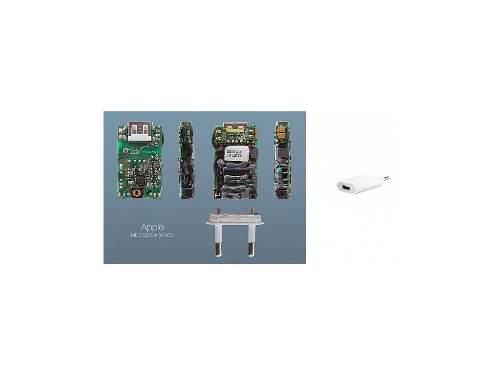A1400 / MD813ZM  nabíječka pro iphone