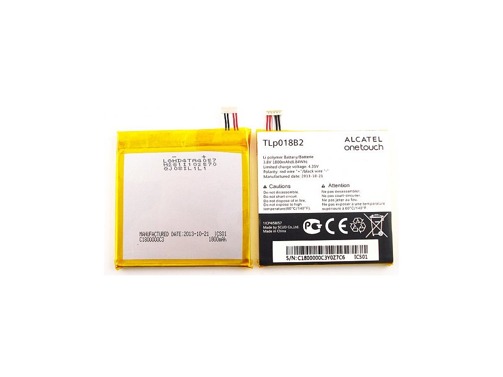 Alcatel 6030,7025 baterie