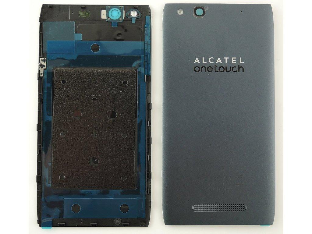 Alcatel Idol Alpha kryt baterie šedý