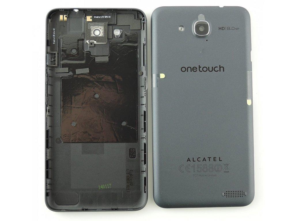 Alcatel Idol S kryt baterie šedý