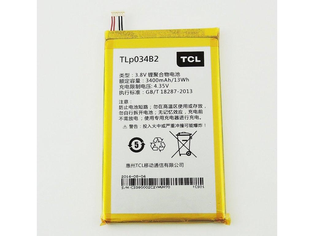 Alcatel S9, Hero N3 baterie