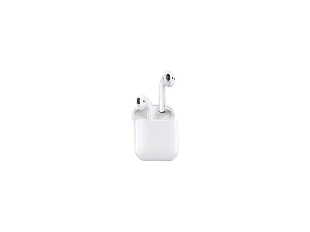 MV7N2ZM/TY Apple AirPods 2019 Bluetooth Stereo HF White