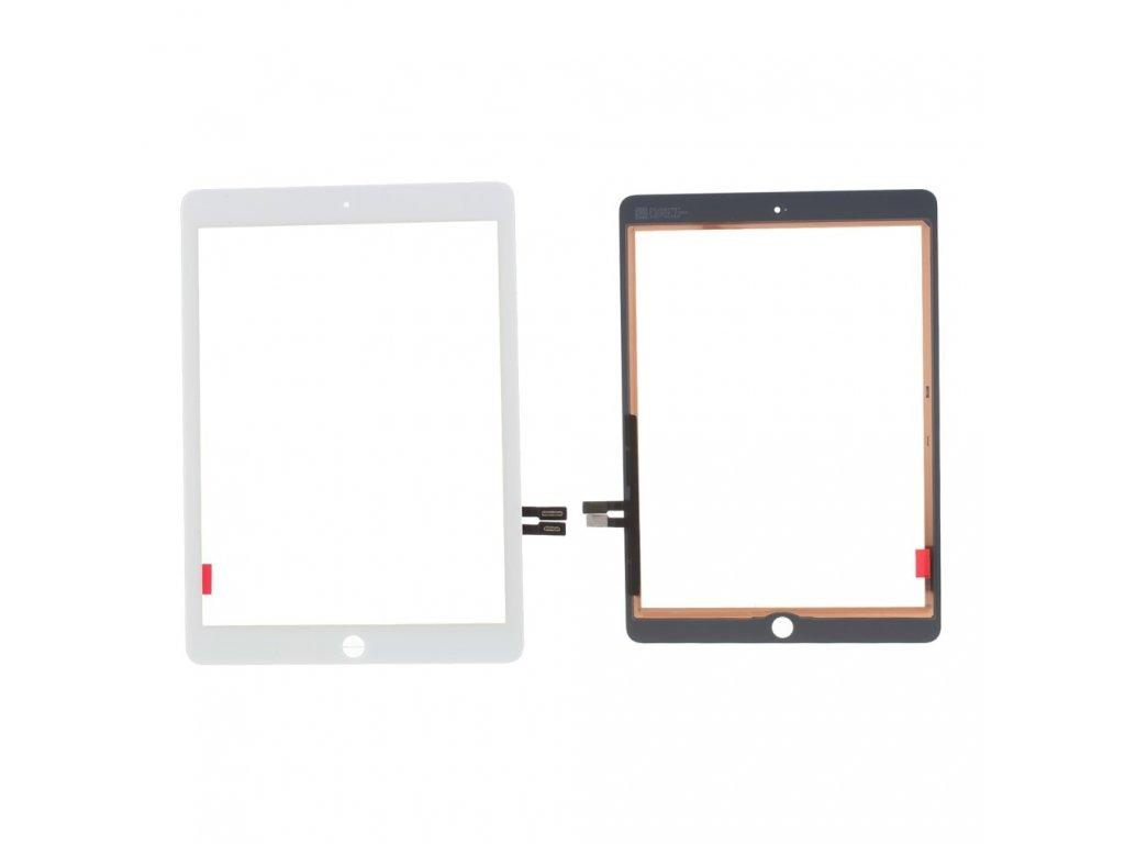 """Apple iPad 9.7"""" 2018 Dotykové sklo přední panel bílý original"""