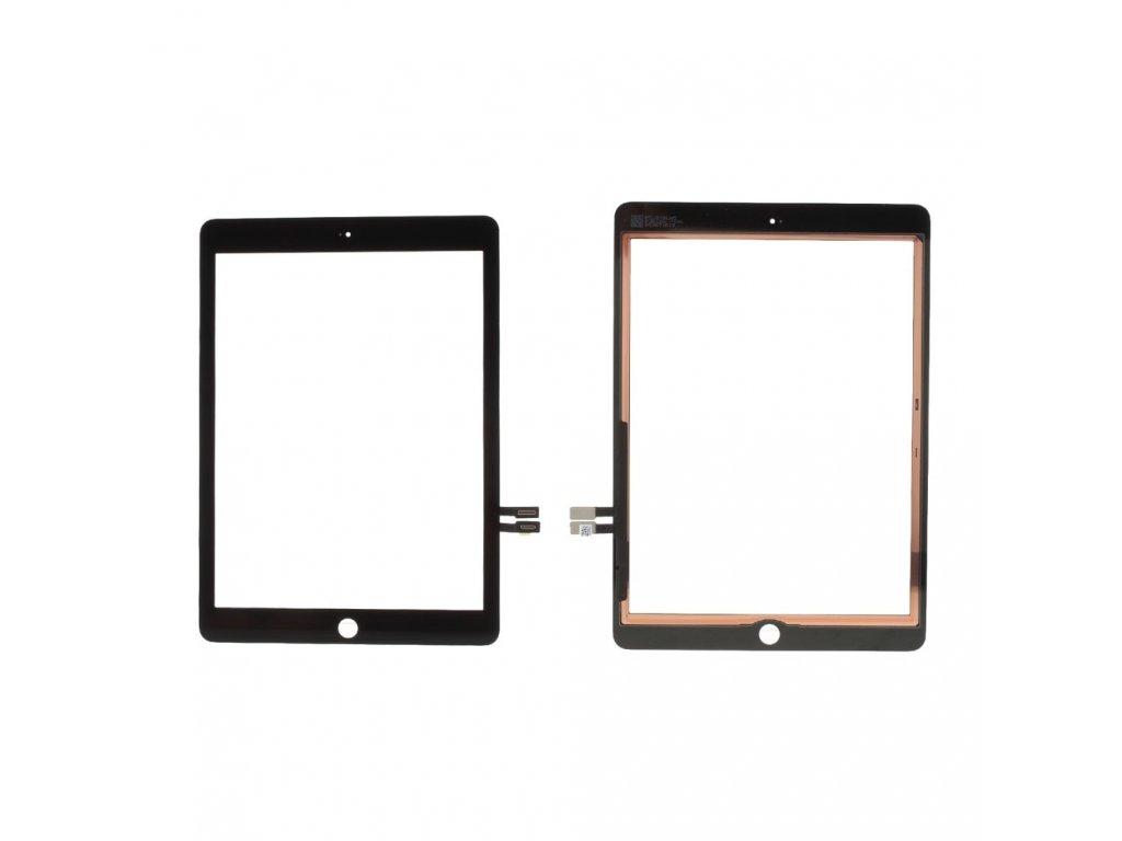 """Apple iPad 9.7"""" 2018 Dotykové sklo přední panel černý original"""
