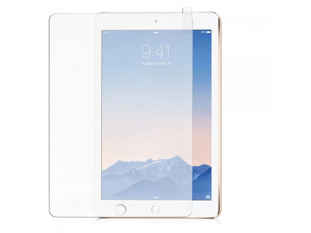Apple iPad Air Ochranné tvrzené sklo na displej