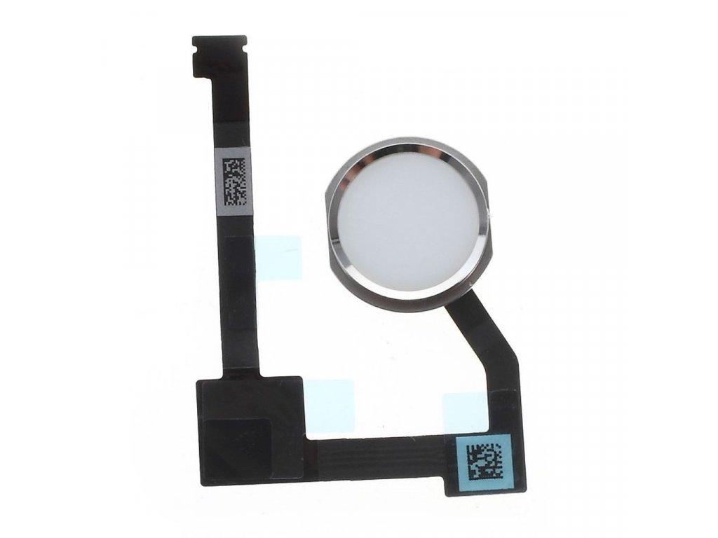 "Apple iPad PRO 12.9"" / Air 2 touch ID home button stříbrný flex domovské tlačítko"