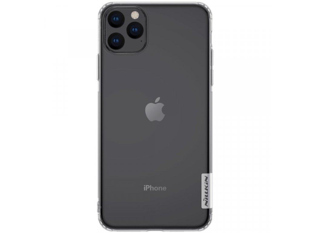 Apple iPhone 11 Pro MAX Ochranný kryt Nillkin obal transparetní