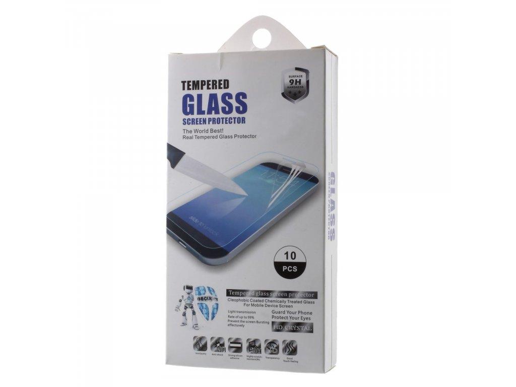 Apple iPhone 5 5S 5C SE ochranné tvrzené sklo sada 10ks 2,5D