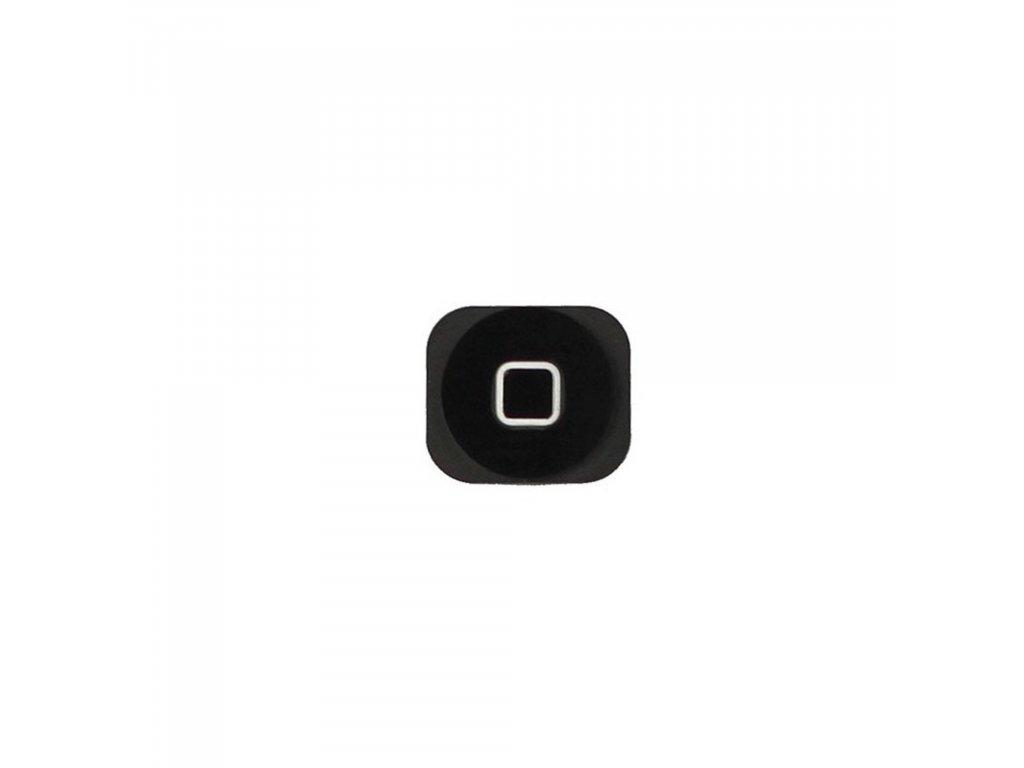 Apple iPhone 5 Home button tlačítko černé