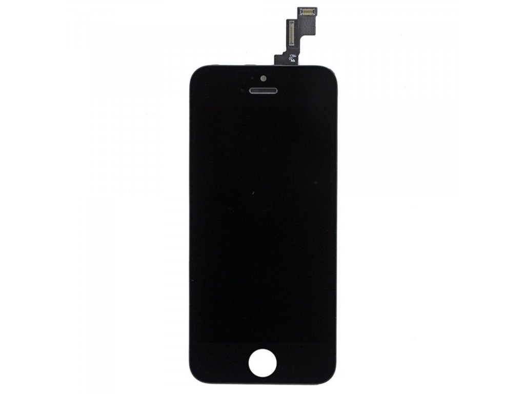Apple iPhone 5S / SE LCD displej dotykové sklo černé