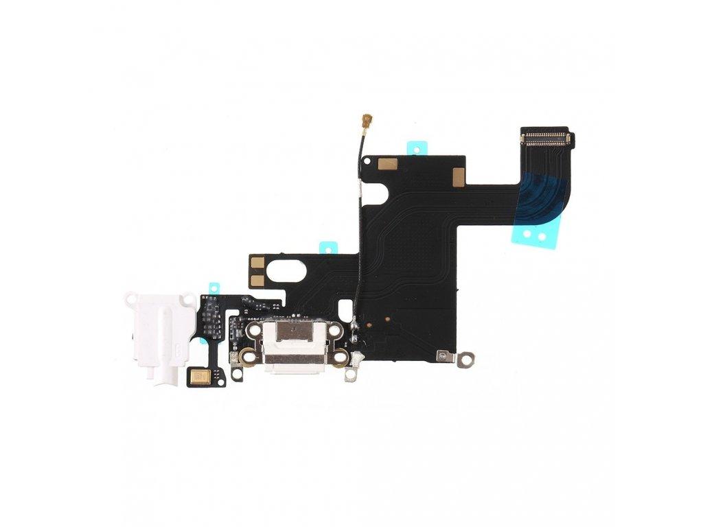 Apple iPhone 6 Dock konektor nabíjení mikrofon anténa bílý