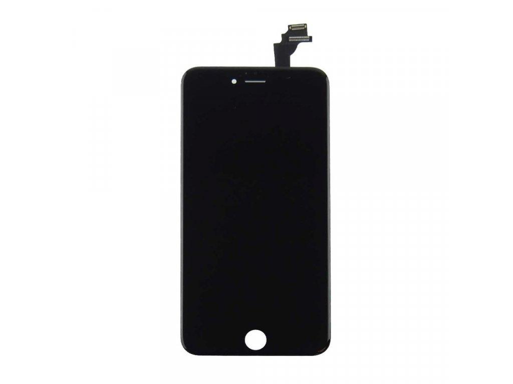 Apple iPhone 6 LCD displej černý dotykové sklo komplet přední panel