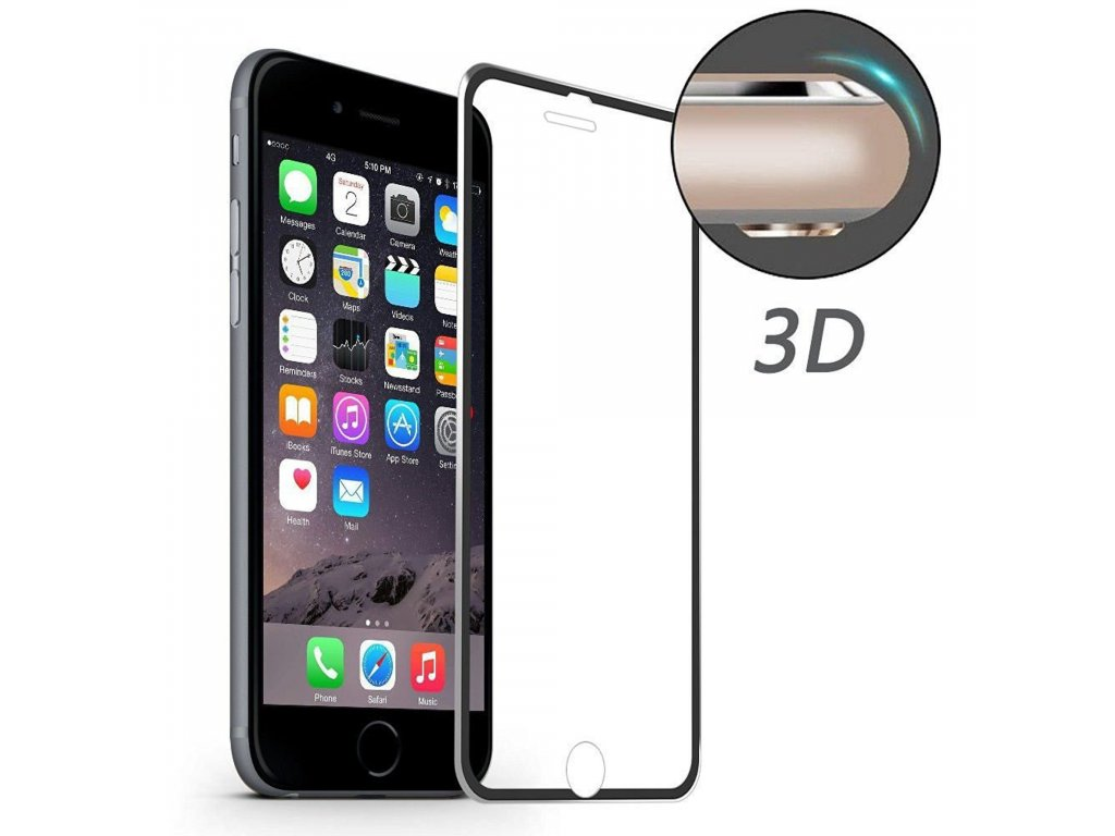 Apple iPhone 6 Plus / 6S Plus Ochranné tvrzené sklo 3D