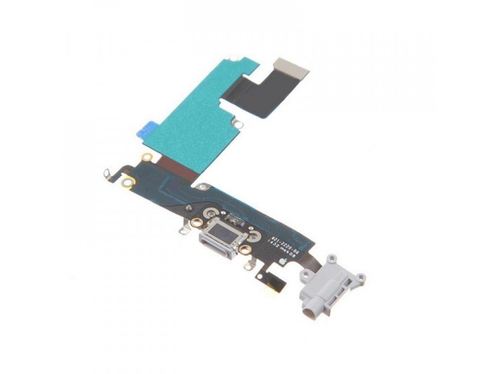 Apple iPhone 6 Plus dock konektor nabíjení mikrofon anténa flex černý