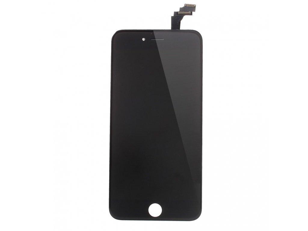 Apple iPhone 6 Plus LCD displej dotykové sklo komplet přední panel černý