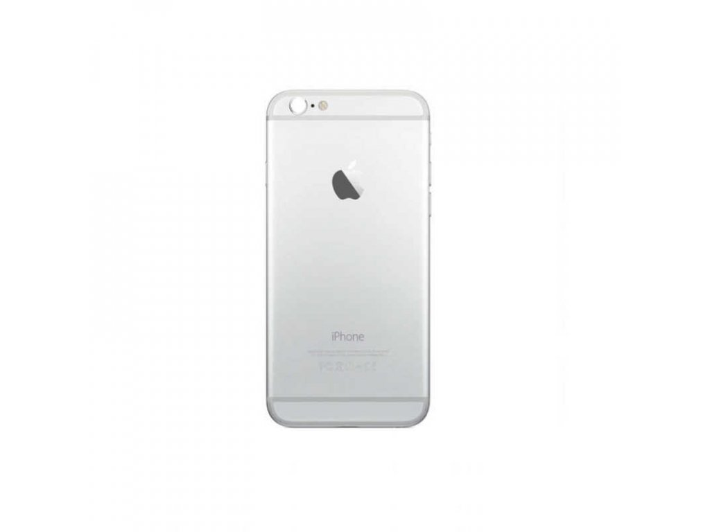 Apple iPhone 6 zadní kryt baterie housing stříbrný silver