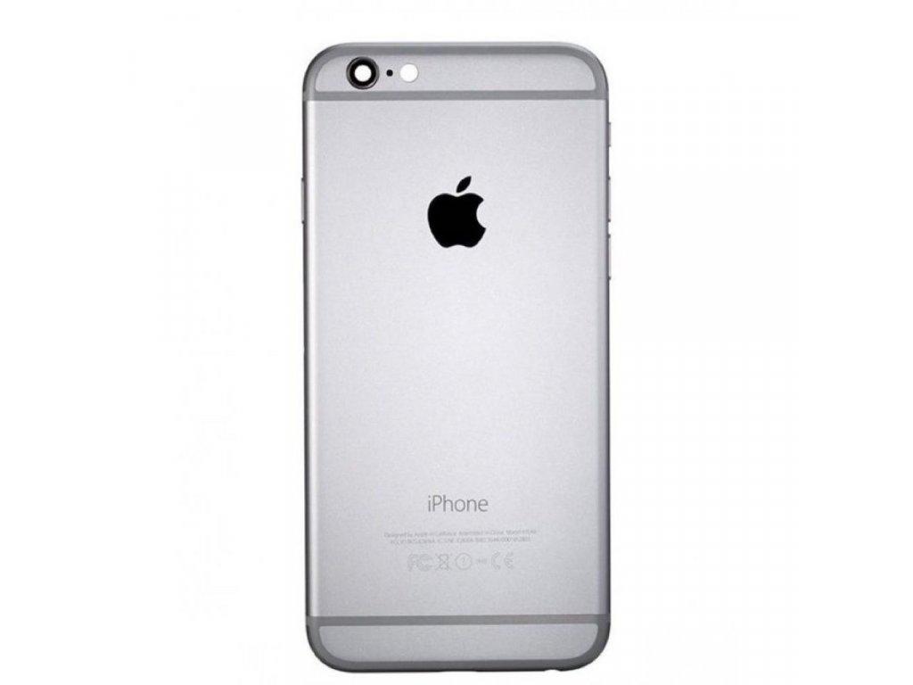 Apple iPhone 6 zadní kryt baterie housing vesmírně šedý space grey