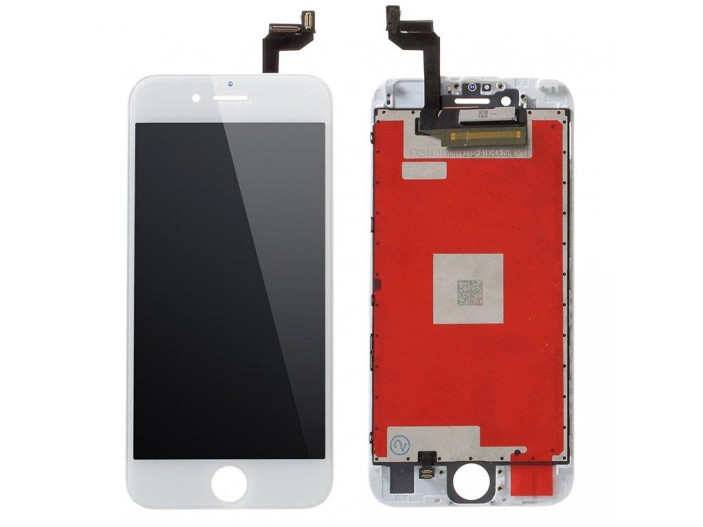 Apple iPhone 6S LCD displej originál dotykové sklo bílé komplet