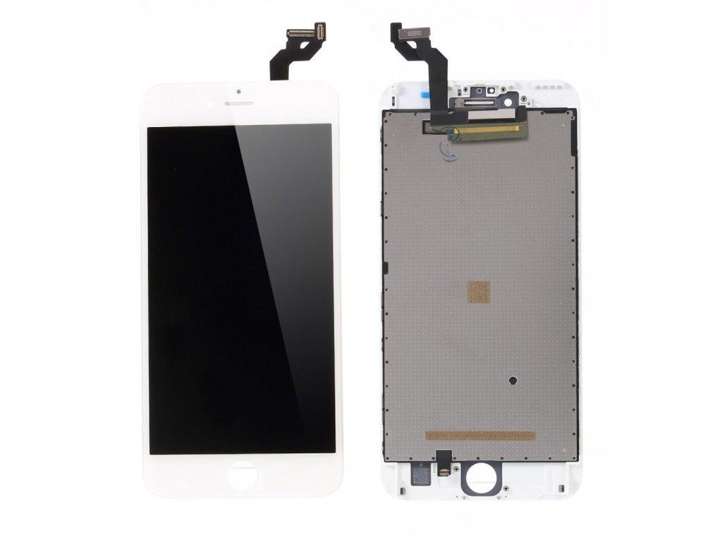 Apple iPhone 6S PLUS LCD displej originální dotykové sklo bílé přední panel