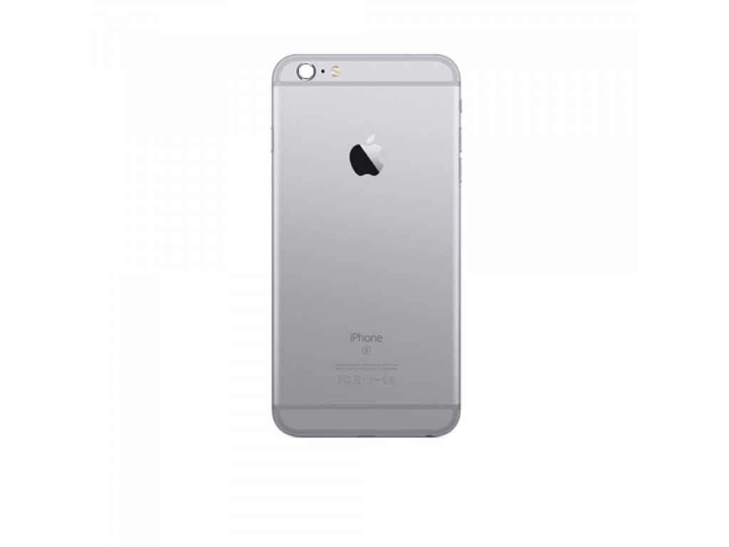 Apple iPhone 6S Plus zadní kryt baterie vesmírně šedý space grey