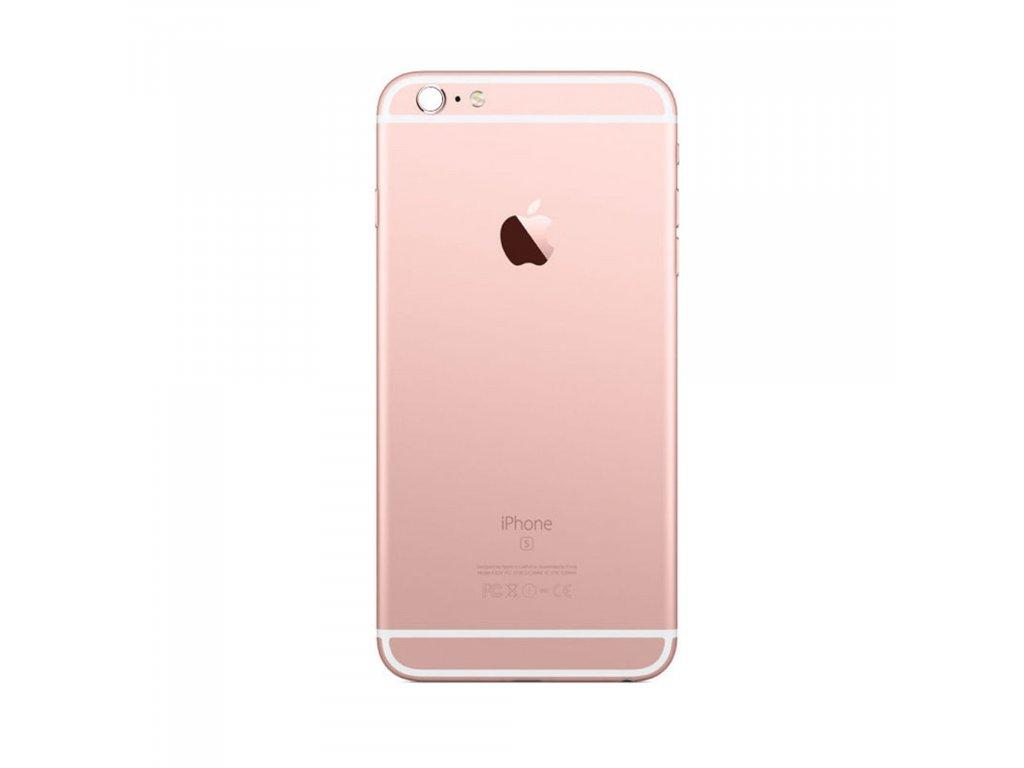 Apple iPhone 6S zadní kryt baterie růžový rose gold