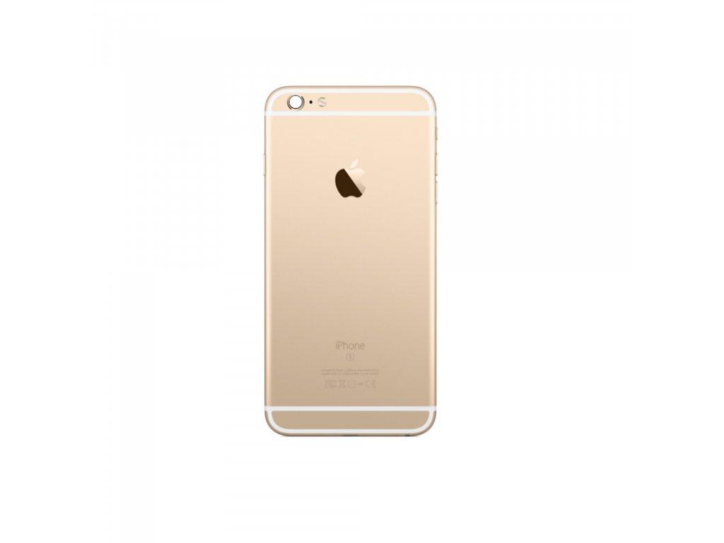 Apple iPhone 6S zadní kryt baterie zlatý champagne