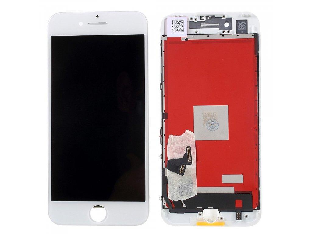 Apple iPhone 7 LCD bílý displej komplet přední panel originální