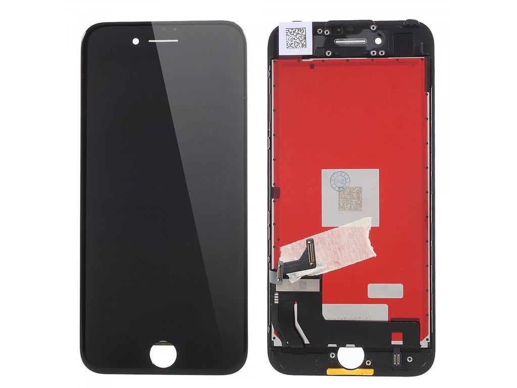 Apple iPhone 7 LCD černý displej komplet přední panel originální