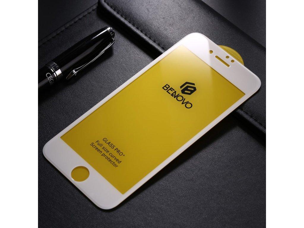 Apple iPhone 7 plus / 8 Plus 5D Ochranné tvrzené sklo bílé