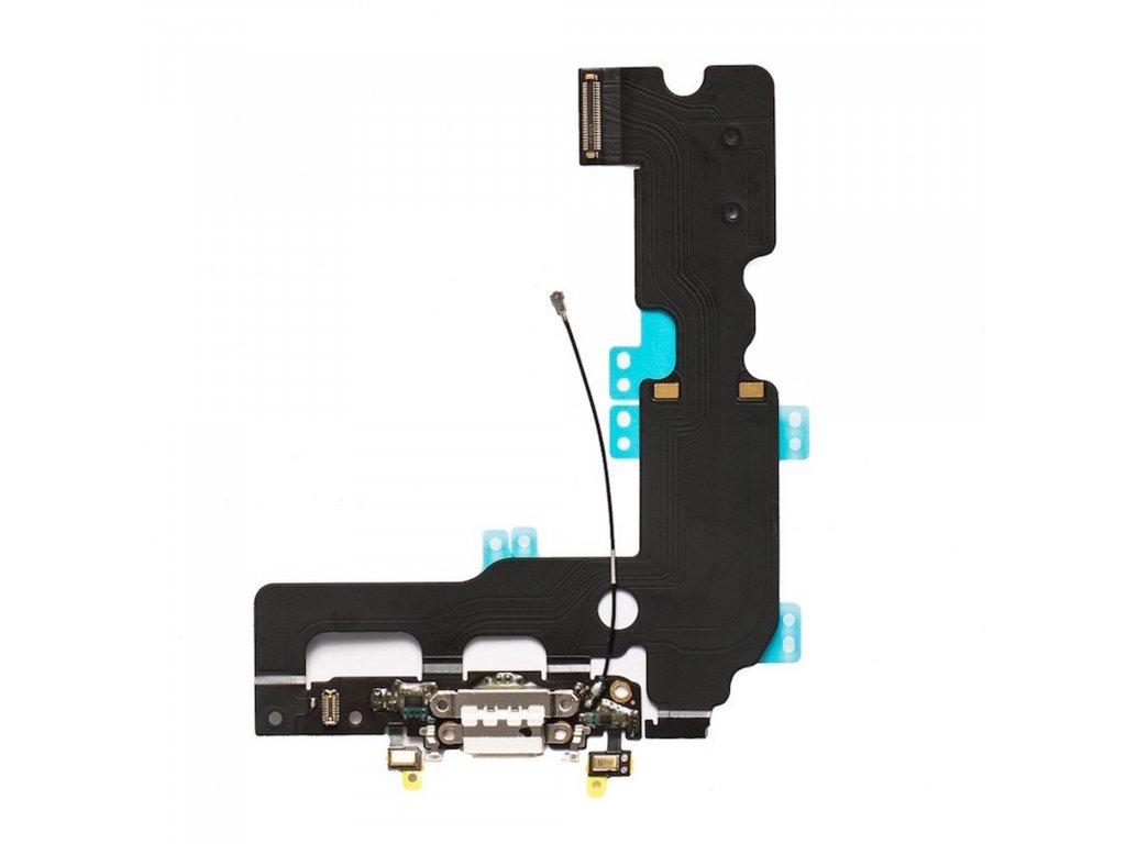 Apple iPhone 7 plus dobíjecí konektor nabíjení dock port bílý