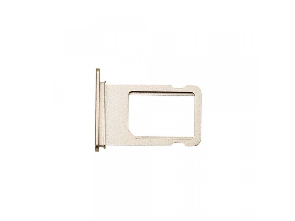 Apple iPhone 7 Plus šuplík na SIM kartu zlatý
