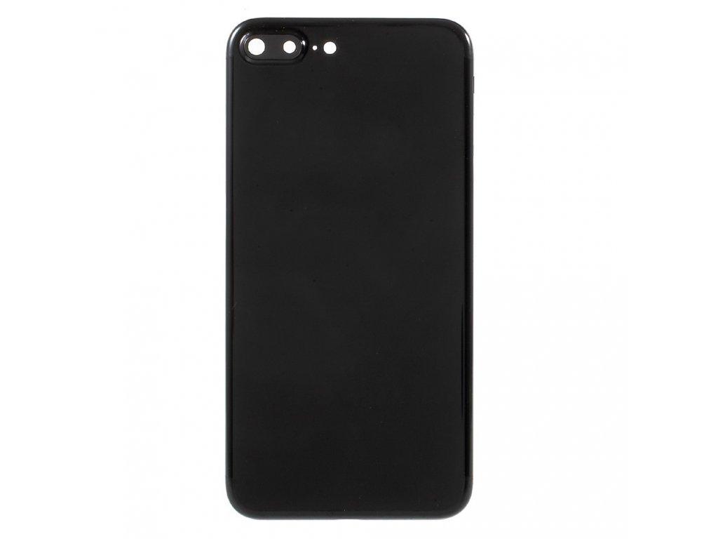 Apple iPhone 7 plus zadní hliníkový kryt baterie černý lesklý Jet black
