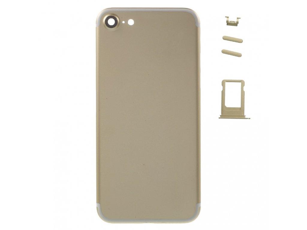 Apple iPhone 7 zadní kryt baterie zlatý champagne