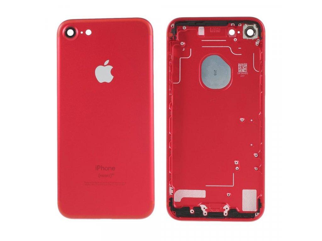 Apple iPhone 7 zadní kryt červený Product Red