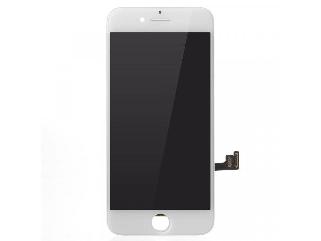 Apple iPhone 8 LCD displej dotykové sklo přední panel bílý original