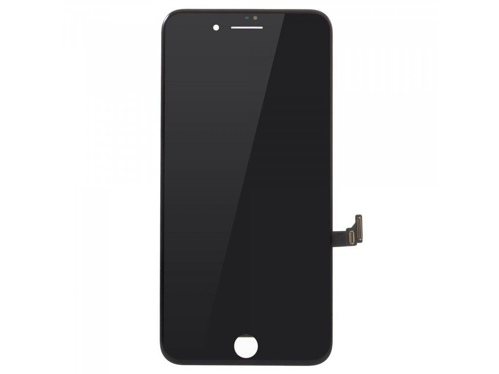 Apple iPhone 8 Plus LCD komplet displej dotykové sklo černé (originální)